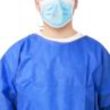 disposable isolation gown with oem design55434793465