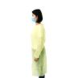 yellow sms isolation gown51238565441
