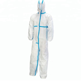 microporous coverall with reflective striping54350076416