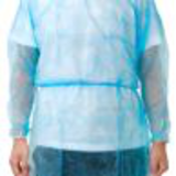 customized light blue chemo tested cover gown36339259428