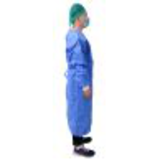 surgical gown at full chest and29120887188