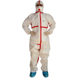 over taped seam microporous coverall09422306118