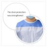 surgical gown at chest and half26475201441