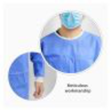 surgical gown at full chest and29126668600