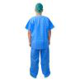disposable medical clothing set simple style37443220194