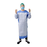 disposable sms surgical reinforced gown17461450532