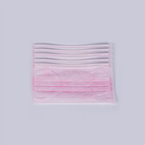 pink earloop medical disposable face mask26264744157