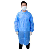 blue button disposable smock lab coat16079021910