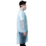 snap closure disposable doctor lab coat23550173679