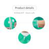 green disposable lab coat39351162259