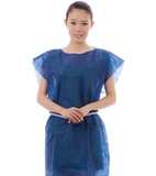 patient gown short sleeves for children10081685929