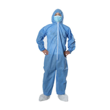waterproof blue pp pe coverall11010197445