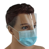 disposable anti fog face mask with shield24427924400