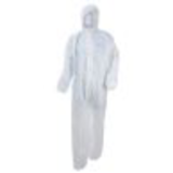 food pp coverall suit with boots43517286677