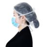 blue surgical mask with ties26072060263