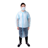 snap closure disposable doctor lab coat21163301326