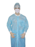 disposable pe visitor coat 100 new material10532656780