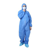 blue disposable sms coverall43592599038