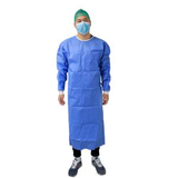reinforced surgical gown at full chest and26544888906