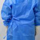 ultrasonic heat sealing surgical gown04164309839