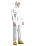 food industry pp coverall suit with boots41451709074
