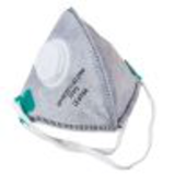 ffp3 dust moulded respirator with contour21481185985