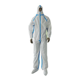 disposable microporous type 5 6 coverall with22455757575