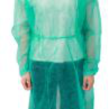 green sms isolation gown45378311637