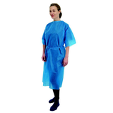 short sleeves patient examination gown38075284177