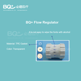 flow regulator advantage