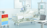 DA-2 Multifunction Electric ICU Bed (A3)