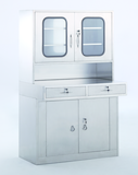 G-13 Stainless steel injection cupboard