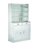 G-12 Stainless steel appliance cupboard
