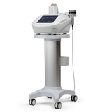 New Lipoderm - RF Vacuum + Ultrasound Cavitation + LMF Pad device for Total body care