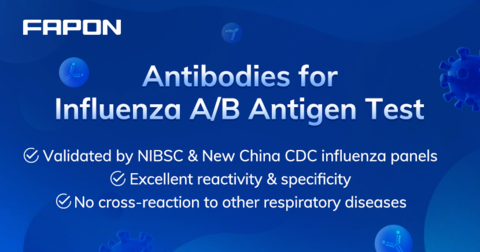 Fapon Influenza A/B Ag Test Solution