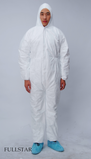 Type 5&6 microporous coverall