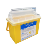 Sharps Container | Safety box 3.2L Counter balance lid