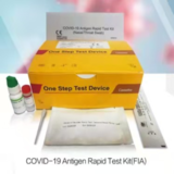 COVID-19 Antigen Rapid Test Kit (FIA)