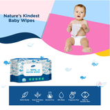 99% Water Wipes