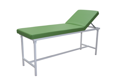 Consultation bed electrostatic painted
