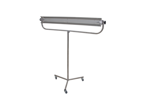 Horizontal germicidal lamp 1x30W1x55W