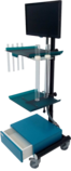 Medical endoscopy cart 1