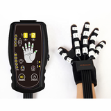 Stroke patients finger recovery training hand rehabilitation robot glove