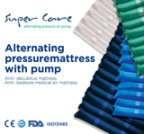supercare tubular mattress
