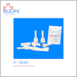 U-Drain - Male Incontinence Device
