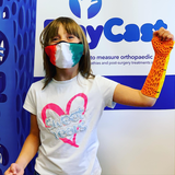 PlayCast arm cast