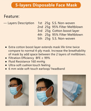 Five Layer Mask