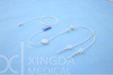 Disposable precisely filtering infusion set with needle