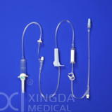 Disposable Infusion Set for Pump Use, Disposable Infusion Set for Pressure Equipment