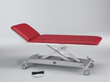 varimed height adjustable examination couch